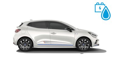 All-New CLIO E-TECH Hybrid