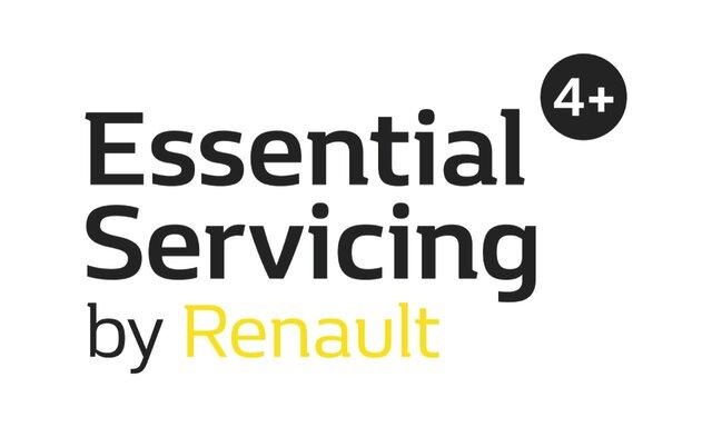 Dacia Essential Servicing