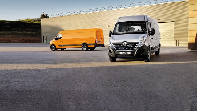 Renault Master Business