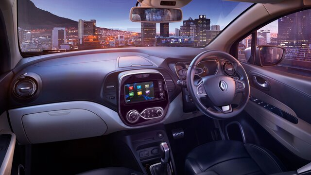 CAPTUR dashboard