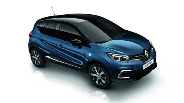 Captur Small Suv By Renault Renault Uk