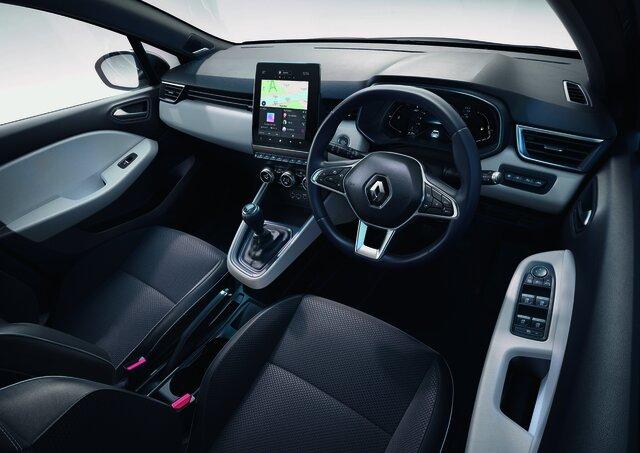 CLIO interior MULTI-SENSE