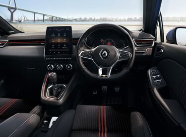 CLIO R.S. 9.3 inch touch screen Line