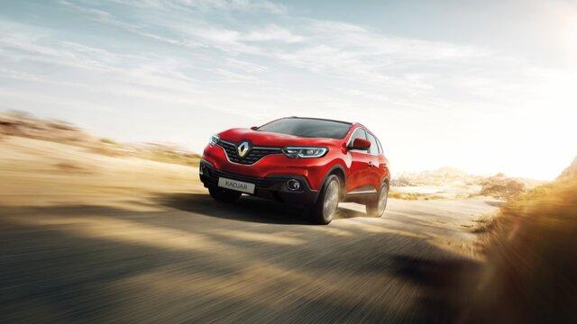 Renault Used KADJAR