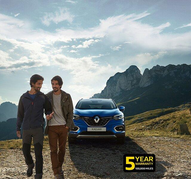 Renault KADJAR exterior