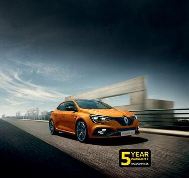Renault MEGANE R.S. - Motorsport in its genes