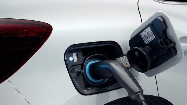 Renault CAPTUR Rechargeable hybrid
