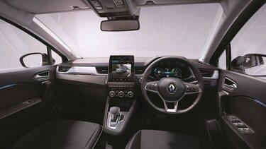 Renault CAPTUR E-TECH - EASY LINK multimedia system