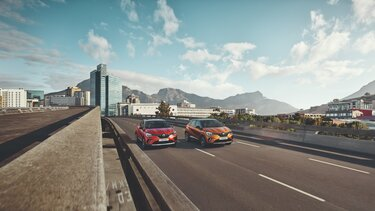 The Renault CAPTUR range