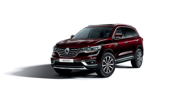 All-new Renault KOLEOS offer