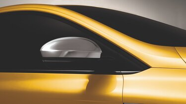 MEGANE R.S. Wing mirror covers