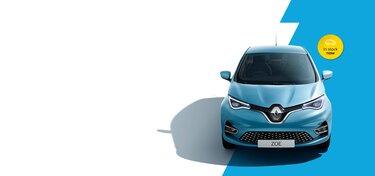 Renault ZOE electric city car