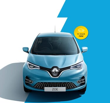 Renault ZOE - Switch to electric
