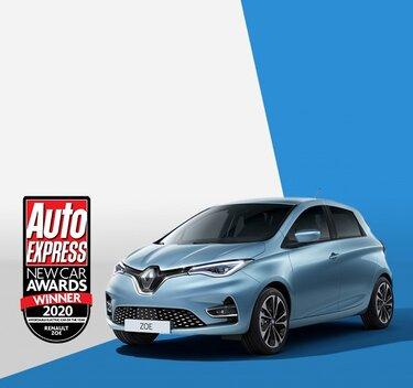 Renault's Award Winning Range