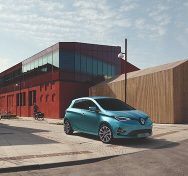 Renault ZOE exterior electric