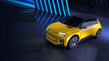 Renault 5 All Electric Prototype
