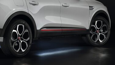 Underbody approach light - accessories for Renault Arkana SUV
