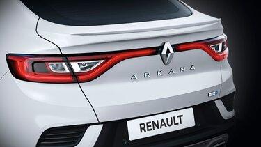 Boot spoiler - accessories for Renault Arkana SUV