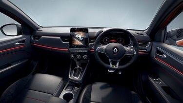 Arkana - interior - Renault