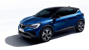 The Renault Captur range