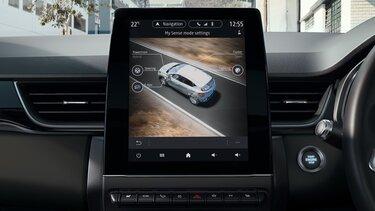 Renault Captur SUV multi-sense
