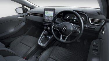 Clio Lutecia limited edition interior