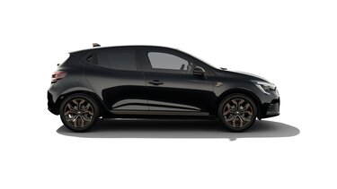 renault clio lutecia limited edition front end