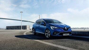 CLIO R.S. Line exterior blue