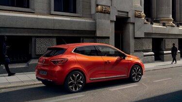CLIO orange right side