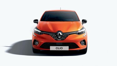 CLIO small car exterior