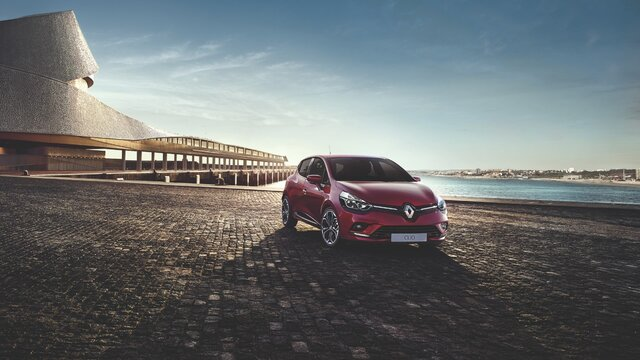 Renault CLIO Approved Used