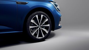 New MEGANE Sport Tourer exterior wheel rims