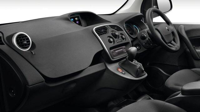 Renault- KANGOO Z.E. interior