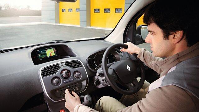 Renault KANGOO Z.E. Interior