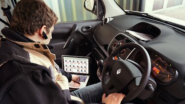 Renault KANGOO Express Fittings and accessories