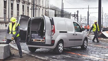 Renault KANGOO Express Engines
