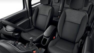 Renault KANGOO Z.E. seats