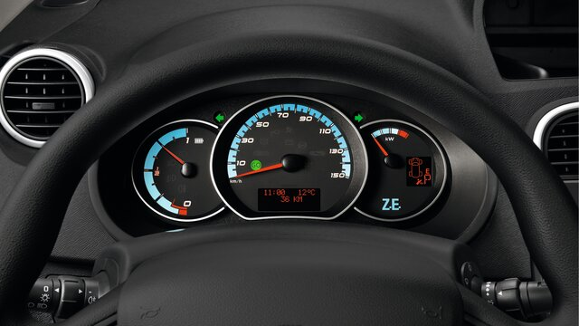 Renault KANGOO Z.E. Z.E. connected services