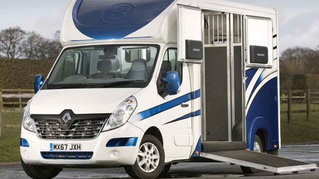 Renault CONVERSIONS horsebox