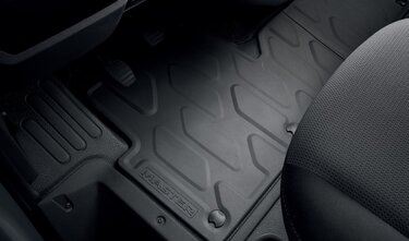 All-New TRAFIC - Leather