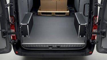 Renault CONVERSIONS Parcel Van