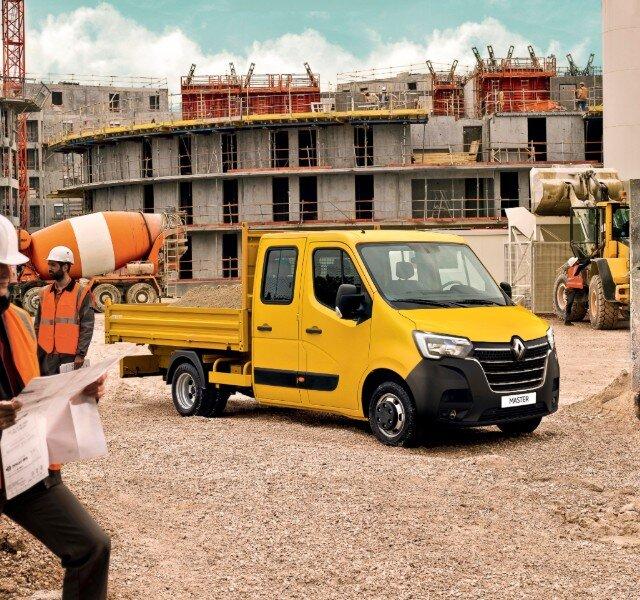 Renault MASTER Conversions