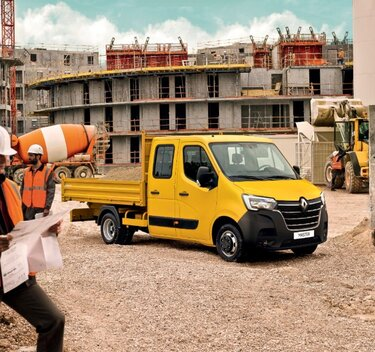 Renault MASTER Conversions