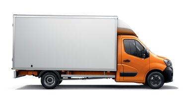 Luton Box Van