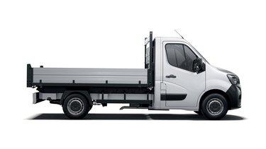 Renault CONVERSIONS tipper