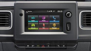 Multimedia system - MASTER Z.E.