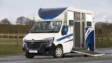 Renault CONVERSIONS horsebox