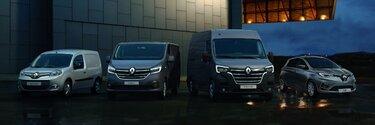 Notre gamme de véhicules hybrides