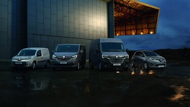 Renault Van Range