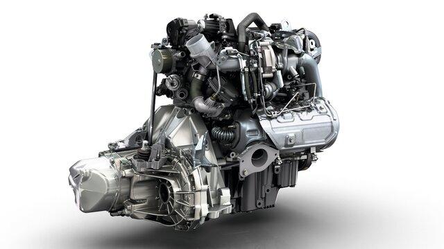 Trafic Passenger engine